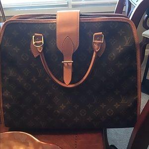 Louis Vuitton Rivoli Soft Briefcase
